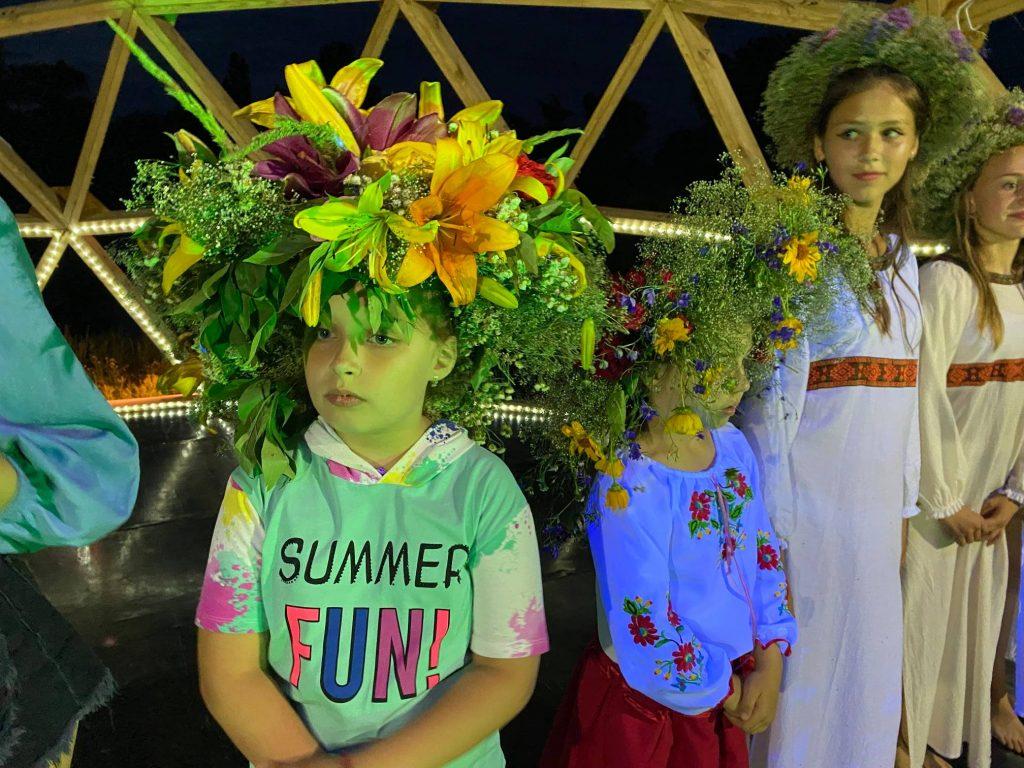В Одеській області всім районом святкували Івана Купала