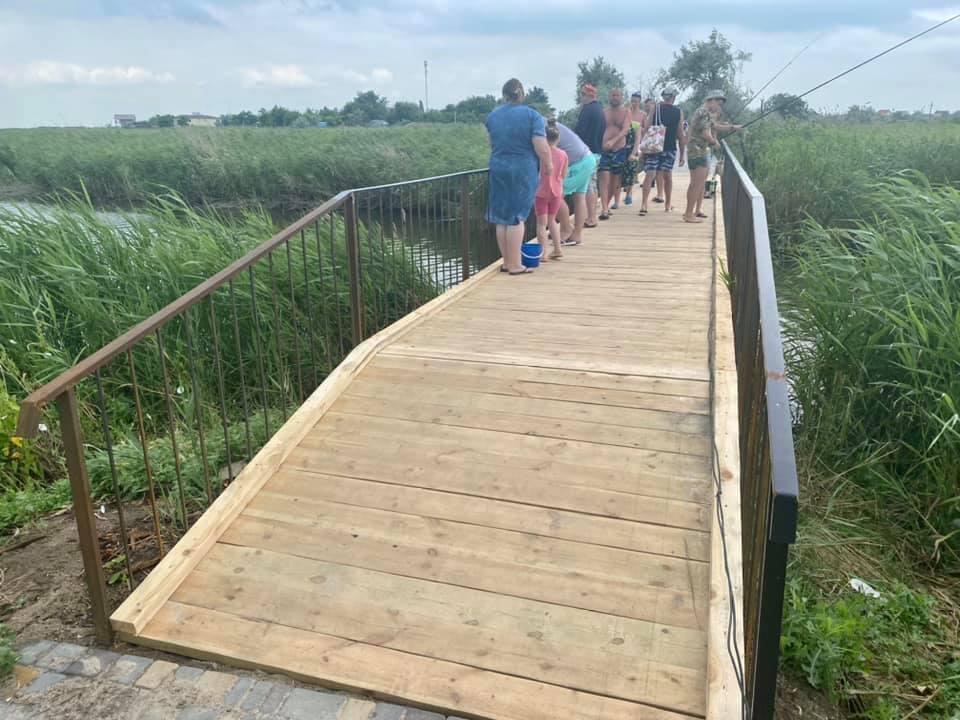 В Одеській області сільрада дбає про поліпшення сервісу на своїх курортах Расєйка і Катранка