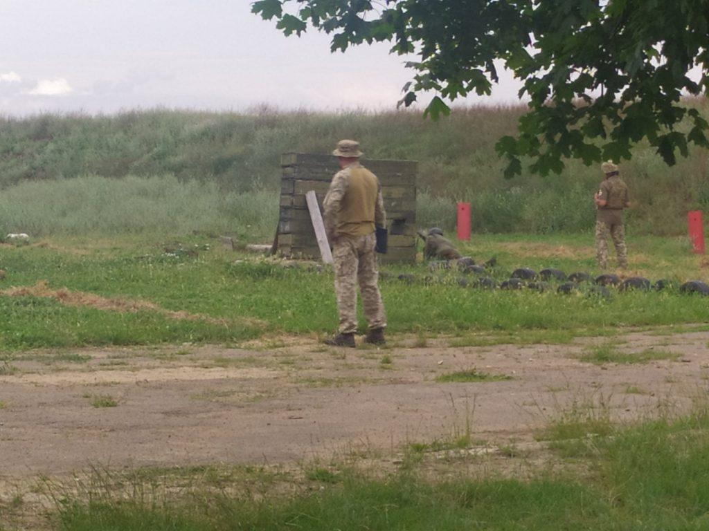 У конкурсі на кращий підрозділ територіальної оборони кращими були жителі Подільського району
