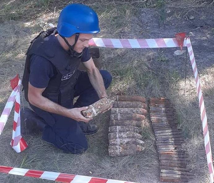 У Березівському районі рятувальники шукають небезпечну спадщину