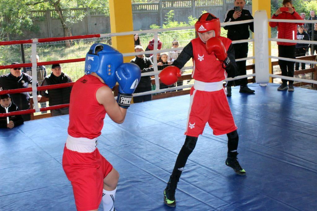Юних спортсменів покликав на змагання «Відкритий ринг Аккермана з боксу»